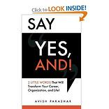 Say Yes And Book