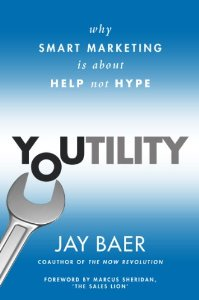 youtility marketing book