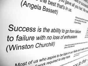 9 key traits entrepreneurial success
