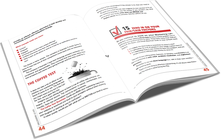 doitmarketing do it marketing book
